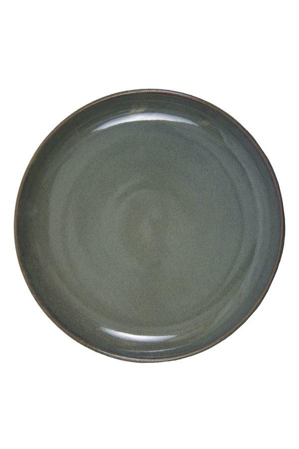 dessert bord celadon glaze ceramic medium