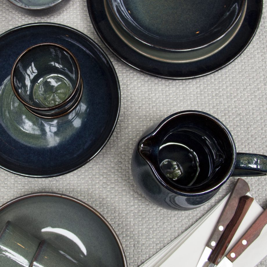 kan ink glaze ceramic large