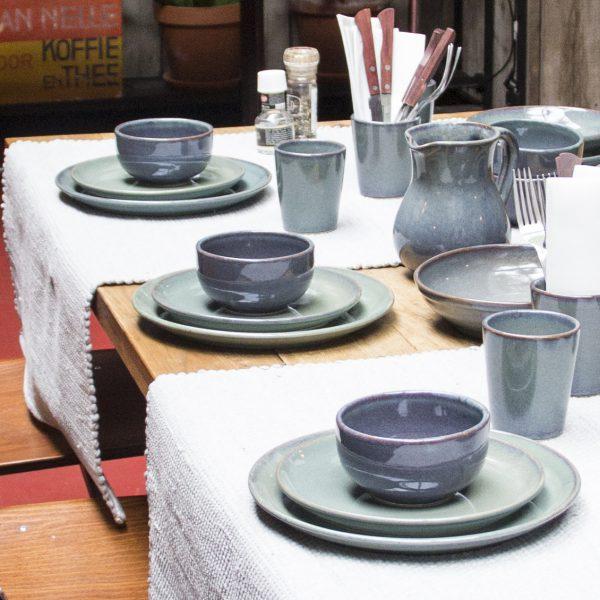 kom celadon glaze ceramic medium
