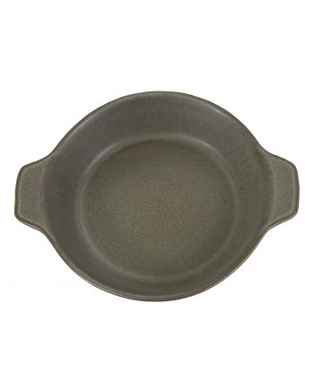 oven bord houtskool mat ceramic aardewerk small