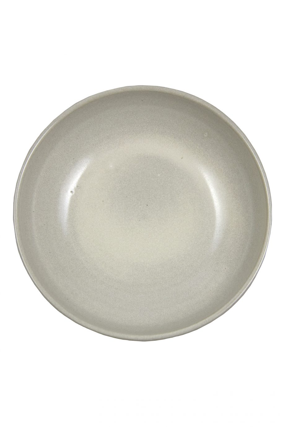 soep bord melk wit glaze ceramic medium