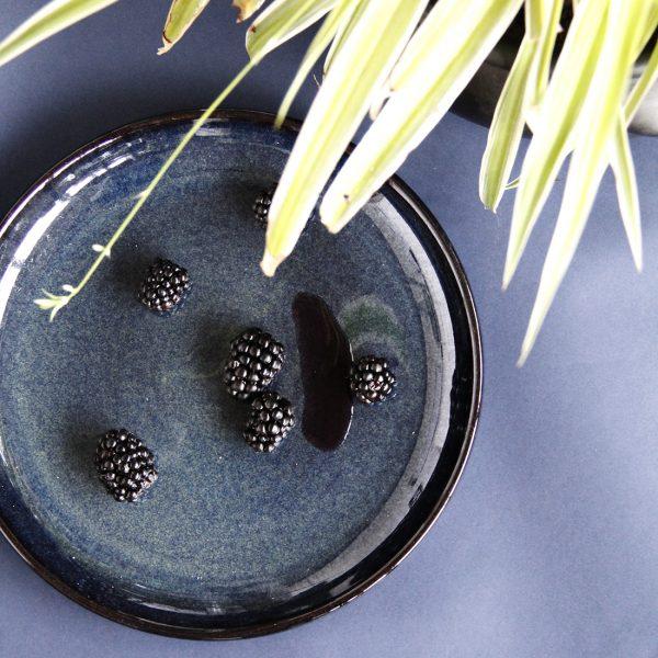 styling aardewerk glace ceramic bord