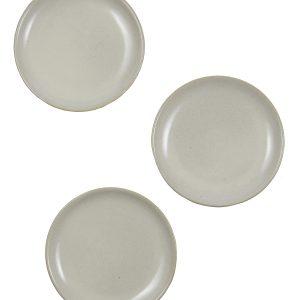 tapas bord melk wit glaze ceramic small