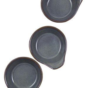 tapas schaal celadon glaze ceramic small
